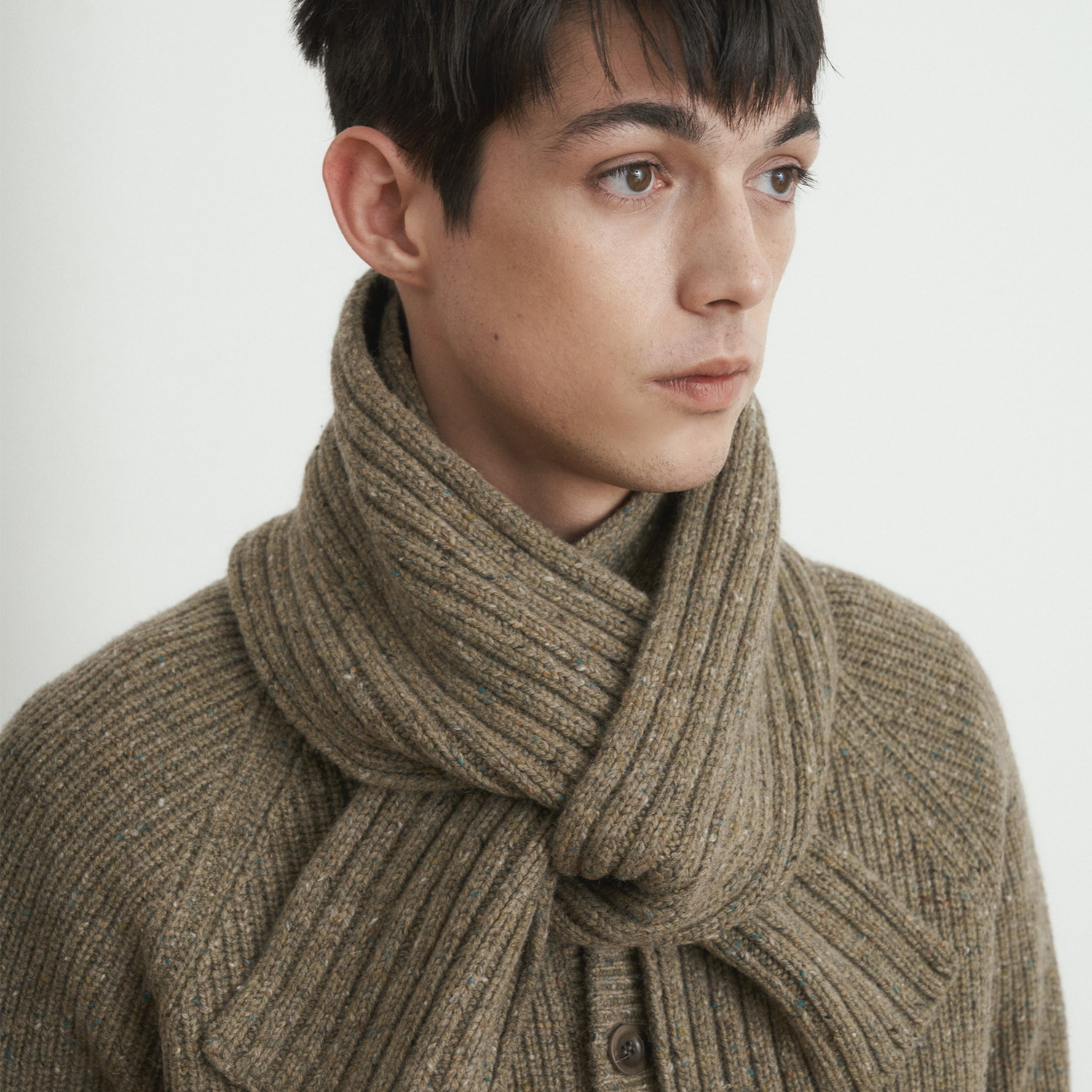 Current Kilcarra Muffler (Smoky Olive)