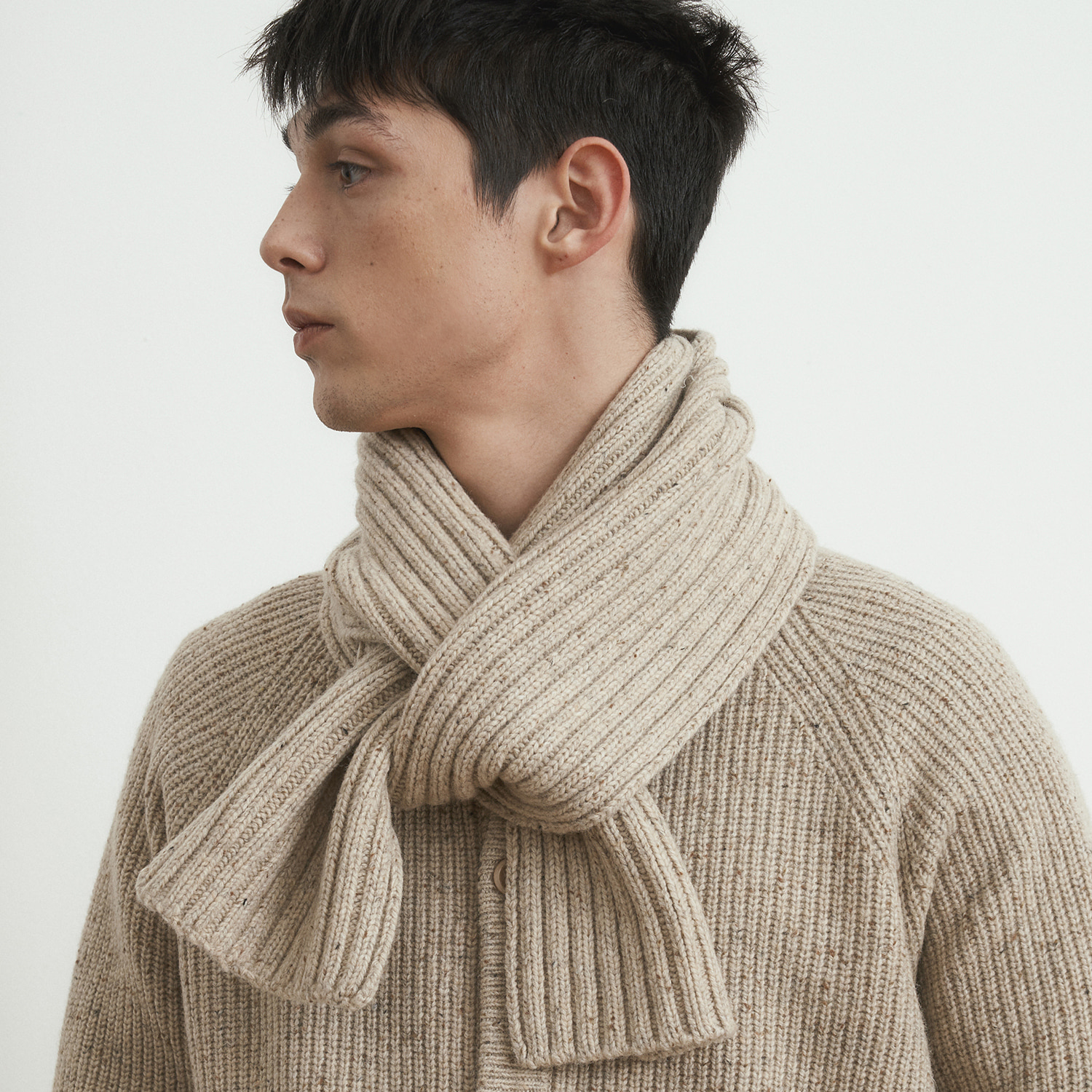 Current Kilcarra Muffler (Oatmeal)