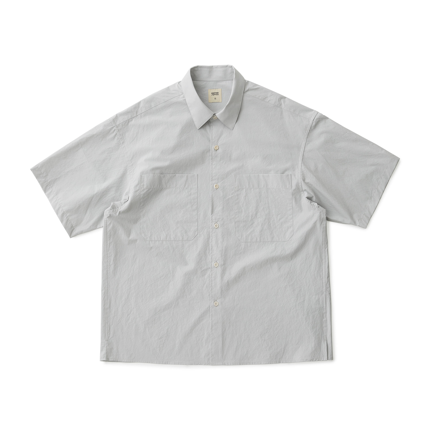 [재입고] Writer Shirt (Dove Gray)