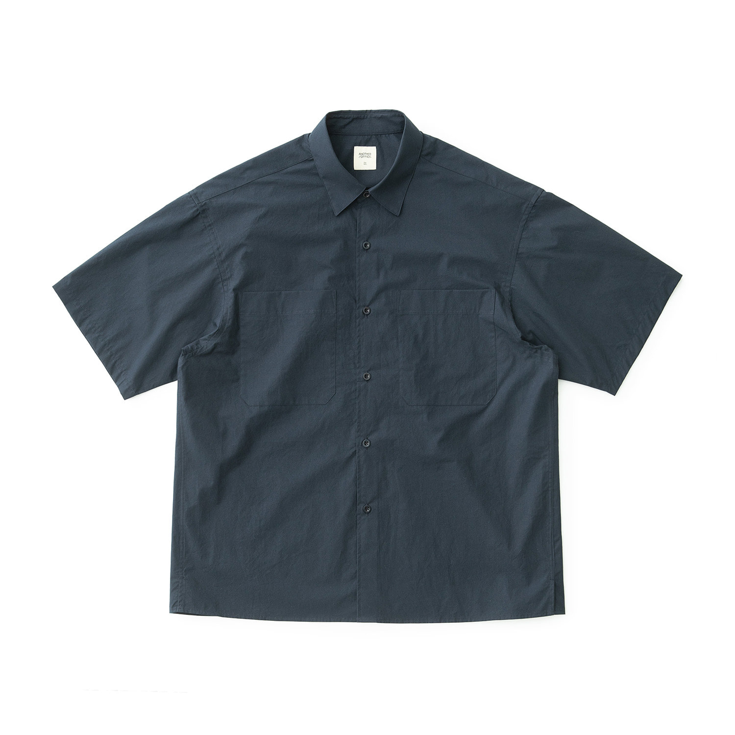 [재입고] Writer Shirt (Dark Navy)